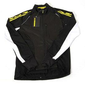 【中古】MAVIC (マビック) COSMIC ELITE Thermo Jacket コスミックエリート サーモジャケット サイズInternational L サイクルジャージ