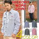ヒッコリー コンテンツ ジャケット ストリート ファッション