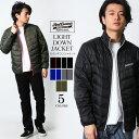 REALCONTENTS ダウンジャケット メンズ 大きいサイズ ゆったり 軽量 無地 おしゃれ かっこいい ライトダウン 冬物 防寒 ブランド リアルコンテンツ M L XL XXL