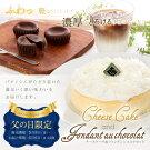 【父の日限定】スフレチーズ&フォンダンショコラセット