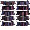 Wrap skirt tight apron skirt winding skirt underwear Lady's Mt. big size M/L/LL mini-Hmong embroidery girl horse mackerel Ann ethnic pleats