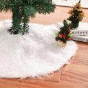 ツリースカート クリスマスツリー マット 直径約78cm クリスマスツリー用 部屋飾り 玄関マット カーペット クリスマス用品