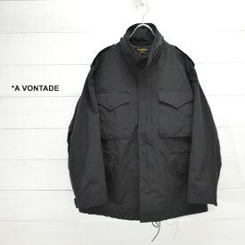 A VONTADE (ア ボンタージ) M-65 フィールド ジャケット M-65 Field JacketVTD-0423-JK avontade アウター ジャケット メンズ ミリタリー ミリタリージャケット 日本製 送料無料
