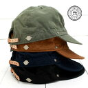 DECHO (デコー) シャロー コメキャップ SHALLOW KOME CAP8-1AD18 / decho kome cap / decho 帽子 / decho cap / デコー 帽子 / デコー …