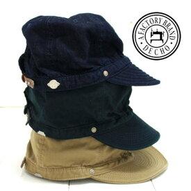 DECHO (デコー) コメキャップ KOME CAPDE-01 decho 帽子 decho cap decho キャップ KOME CAP-STANDARD 帽子 デニム 日本製 正規取扱店