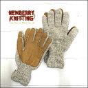 NEWBERRY KNITTING ニューベリーニッティング グローブ/手袋 NEW TECH LINED RAGG WOOL GLOBE 手袋 メンズ正規取扱店