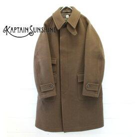 KAPTAIN SUNSHINE (キャプテンサンシャイン) トラベラー コート Traveller CoatKS9FCO01 2019aw