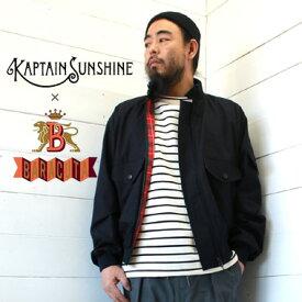 KAPTAIN SUNSHINE (キャプテンサンシャイン) ジャケット G-WEP MADE BY BaracutaKS20SBC01 メンズ アウター ブルゾン Kaptain Sunshine × Baracutaキャプテンサンシャイン×バラクータ コラボ 別注 イギリス製 正規取扱店