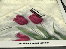 【送料500円】junko shimada ジュンコシマダ テーブルマット キッチンクロス テーブルクロス コットン JS1227【中古】