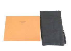 【送料510円】 Louis Vuitton ルイヴィトン スカーフ シルク【中古】