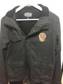 FLIP THE SCRIPT フリップザスクリプト ジャケット メンズ グレー 冬秋春物/ポリエステルメンズウェア L