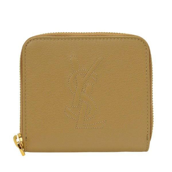 イヴ・サンローラン YVES SAINT LAURENT 財布 二つ折り CHEVRETTE 2A 352906 アウトレット セール