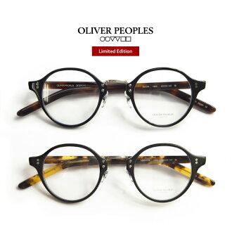 奧利弗人民 / Oliver 人民 / 1955年 / bostonmegane / 度戴眼鏡 / ITA 眼鏡