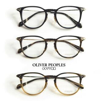 OLIVER PEOPLES/奥利弗大衆/ENNIS-J/波士頓惠靈頓眼鏡/度有的眼鏡/沒鏡片的眼鏡