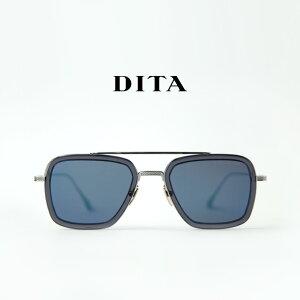 DITA ディータ FLIGHT006 フライト 52サイズ パリ型 ツーブリッジサングラス