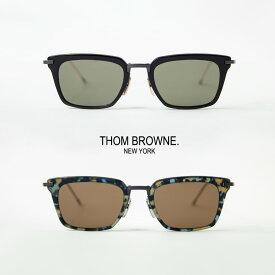 THOM BROWNE トムブラウン TBS-916 スクエアサングラス 51サイズ
