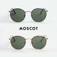 MOSCOTモスコットZEV49サイズ七宝ボストンサングラス