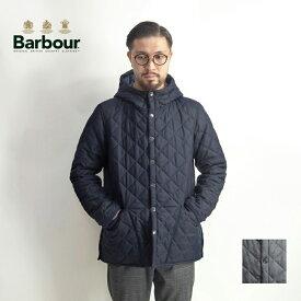Barbour バブアー HOODED LIDDESDALE WOOL リッズデイル フード ウール中綿ジャケット メンズ
