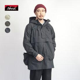 NANGA ナンガ タキビ フィールドアノラックパ—カー 焚火 TAKIBI ANORAK 日本製 メンズ