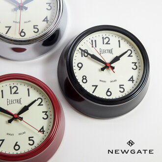 NEWGATE 뉴 게이트 벽시계 시계 벽걸이 SMALL ELECTRIC 클락 멋쟁이
