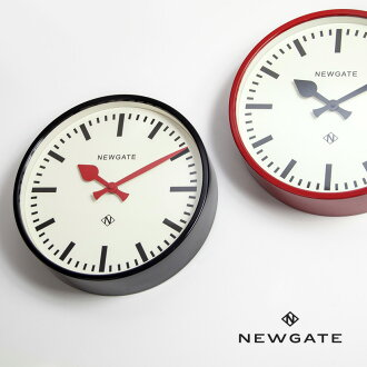 NEWGATE 뉴 게이트 벽시계 시계 벽걸이 LUGGAGE 클락 멋쟁이 철도 시계