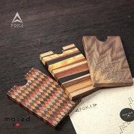 POKEポークMAREDマレッド突板名刺ケース名刺入れ木製ウッド日本製おしゃれ
