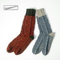 Anonymousismアノニマスイズムホールガーメントクルーソックス日本製靴下メンズ