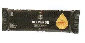 イタリア産 最高級デルヴェルデ(Delverde)N.11 リングイネ  500g×24個  デュラム小麦セモリナ