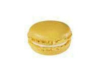 フランス産マカロン レモン『シトロン』 業務用 48個 (冷凍)ブリドール社