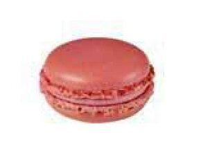 フランス産マカロン ラズベリー『フランボワーズ』 業務用 48個 (冷凍)ブリドール社