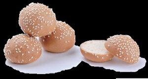 フランス産 ブリドール 冷凍ミニ・バーガー用 バンズ 10g×100個 在庫限り
