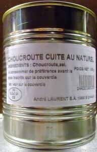 フランス産 シュークルート ナチュラル 5L 温製でも冷製でも♪ 簡単発酵食品