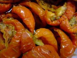 冷凍 フランス産 セミドライトマト オイル漬け(400g)
