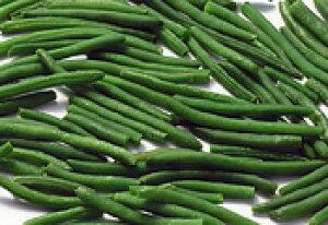 フランス産 冷凍 インゲン 2.5kg 加熱後冷凍