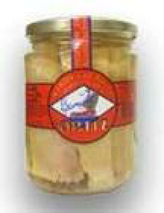 美容と健康に!ビンナガマグロのオリーブオイル漬け400g