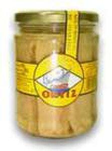 スペイン産キハダマグロのオリーブオイル漬け400g
