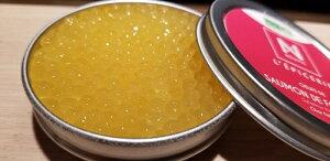 フランス産トラウトキャビア Organic Brook Trout Caviar オーガニック・ブルック・黄金キャビア 50g
