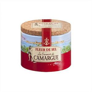 サランの高級 自然塩 カマルグ ペルル ド セル 125g