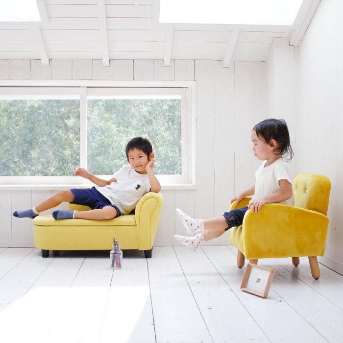 キッズソファー子供ソファ子供用キッズソファーチェアチェアー椅子ローチェアローチェアーイスキッズキッズソファ2人掛けソファ子供用カラーミニソファキッズソファ