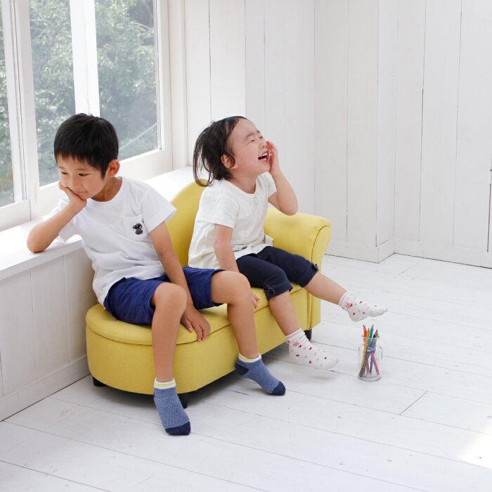 犬猫ペット用ソファイエロー黄色ピンクミニソファ子供1人掛けSサイズソファ子供家具木製北欧ナチュラルシンプルおしゃれかわいい子ども学習座椅子幼児机テーブルファブリック