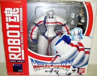 ROBOT soul robot soul SIDE HERO Heroman