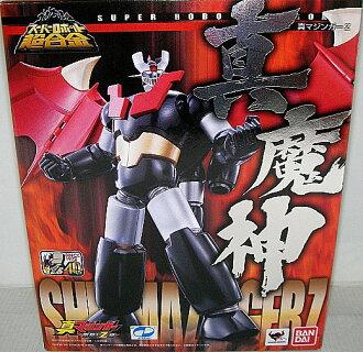 Super Robot chogokin Mazinger Z