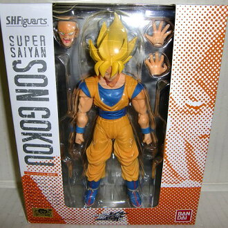 Person from S.H. フィギュアーツドラゴンボール 改 supermarket rhinoceros shop Sun Wu-K'ung resale