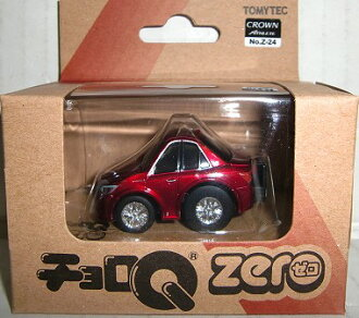 CHORO-Q zero Z-24c Toyota Crown (red)