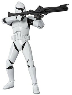 And S. H. s.h.figuarts Star Wars Clone Trooper phase 1