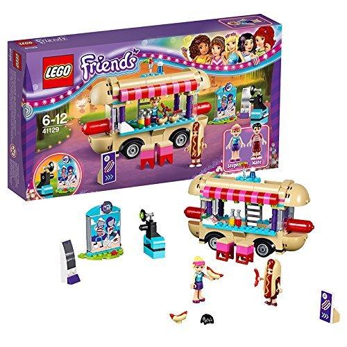 """レゴ (LEGO) フレンズ 遊園地""""ホットドッグカー"""" 41129 【あす楽対応】"""