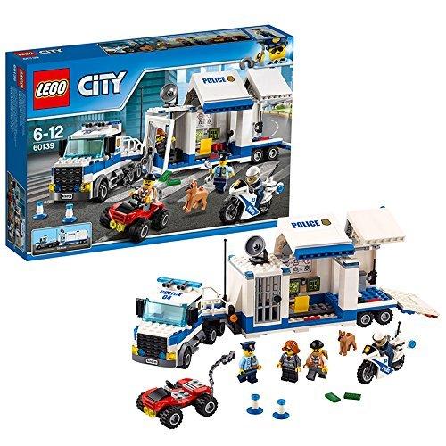 レゴ (LEGO) シティ ポリストラック司令本部 60139 【あす楽対応】