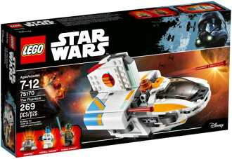 LEGO 75170星球大戰幻影