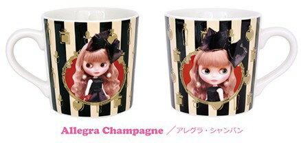 ブライス マグカップ アレグラ・シャンパン 【あす楽対応】
