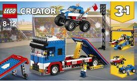 レゴ(LEGO) クリエイター スタントトラック (モジュール式) 31085【あす楽対応】